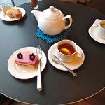 Executive Lounge afternoon tea