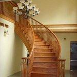 Handmade staircase