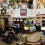 Cafe Greg. Bialik Street, Ramat Gan