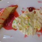 tarta de queso mmmmmm
