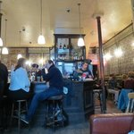 Interior, Ten Bells Pub