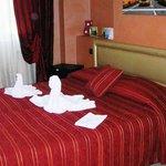 camera matrimoniale Residence Oasi di Monza
