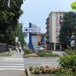 fronte Policlinico di Monza