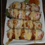 Delicious roll