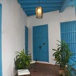 old spanish doors