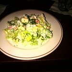 Blue Cheese and Shrimp Salad