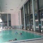 бассейн на 43 этаже