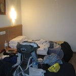 My junk in the room