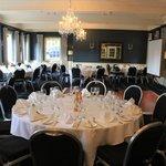 Swan hotel banquet suite