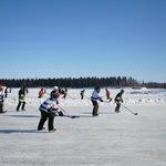 Polar Pond Hockey