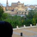 Vista de la catedral desde la habitación