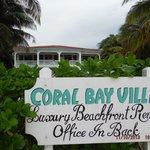 Beach view sign  Nov 2013