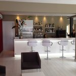 Bar del Hotel Mango Suites