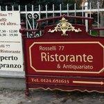 Ristorante & Antiquariato
