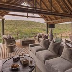 Great Fish River Lodge main guest lounge