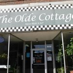Previously known as the White Cottage
