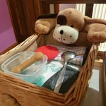 Little doggy basket for your furry friend