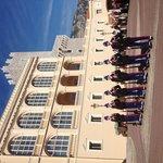 La relève de la garde au Palais de Monaco un petit spectacle !