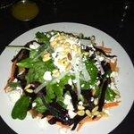 Yummy beet salad