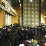 Chynna Gold is a stylish Chinese restaurant with excellent food and service