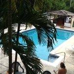 pool at Island Resort