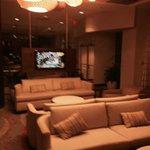 Nice modern lobby!