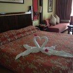 very nice suite