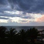 Our last sunrise from Jabiru 303.