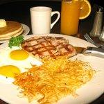 Grinder Breakfast