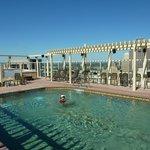 23rd floor pool