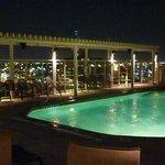 23 floor pool deck