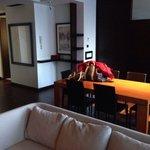 16th floor Apartment suite 1st floor