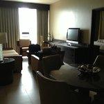 Sala Habitación Junior Suite