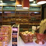 Pasta & Grains section