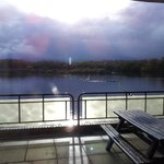 the loch from cafeteria