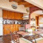Kitchen in Casita #3