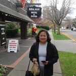 Outside of Royal Scot Hotel