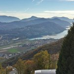 Aussicht auf den Lagi di Lugano