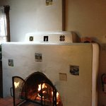 wonderful kiva fireplace