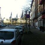 hotel en face du palais des sports