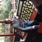 Garden at Old shanghai (Lao cheng Xiang)