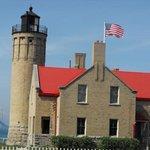 Old Mackinac Point Mackinac Lighthouse