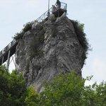 The Rock Climb If You Dare