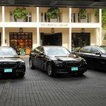 limousines du palace