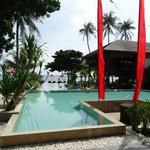 Pool/Hotelanlage