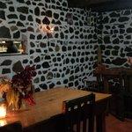 Inside of our restaurant