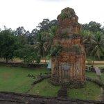 Bakong Temple - Roluos Group