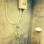 De douche in Sunda