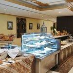 Buffet at Al Arike Restaurant