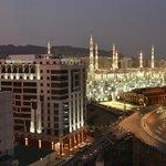 Hotel View 75% to the Rawdah Shareefah